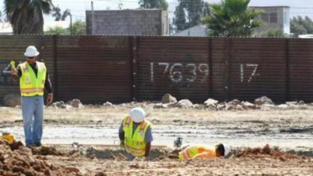 U.S.-Mexico border wall prototype could transform illegal immigration