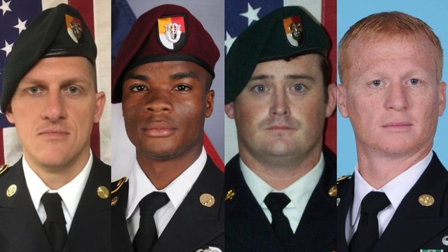 Outnumbered and outgunned, US troops got separated in Niger ambush