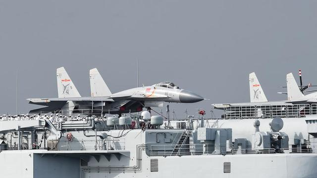 China Is Competing With The U.S. For Military Control Over The Western Pacific