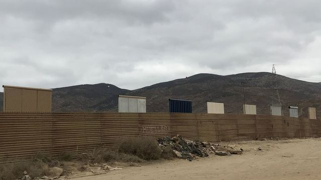 Prototypes of Trump's wall offer chilling lesson in the power of architecture