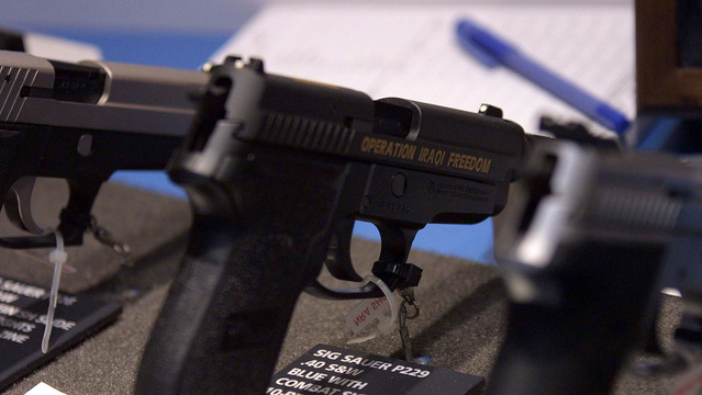 Ohio appellate court: Ban on firearms in restraining order may violate Second Amendment