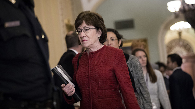 Collins' Obamacare deal faces moment of truth