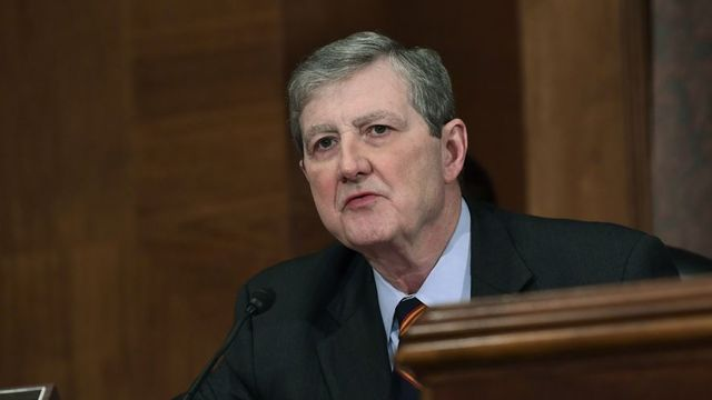 Sen. John Kennedy: America needs 'idiot control,' not more gun control
