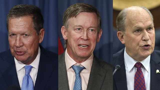 Bipartisan governors seek new momentum for Obamacare bills