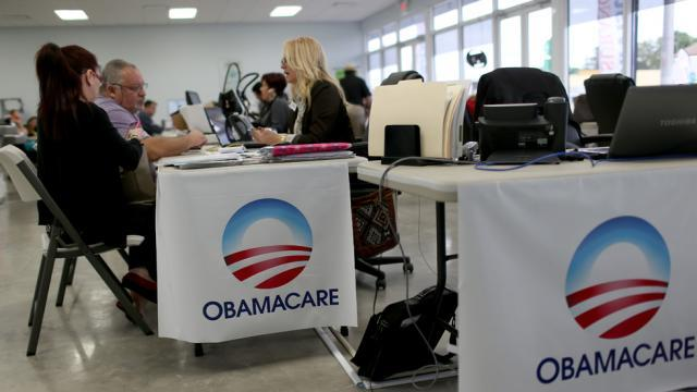 20 states file a new lawsuit arguing Obamacare is illegal