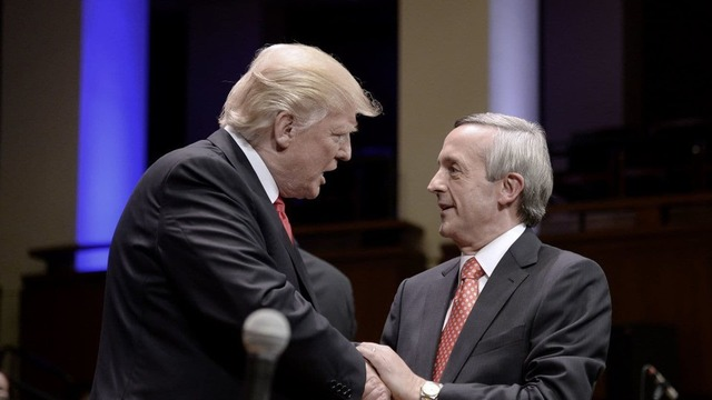 Evangelicals are planning a high-profile meeting with Trump