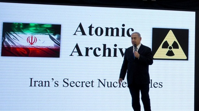 American and Iranian hard-liners await the end of the nuclear deal