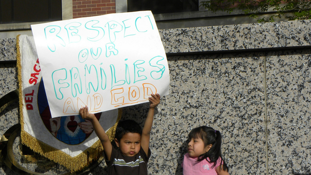 Nearly 1,800 immigrant families separated at US border in four months