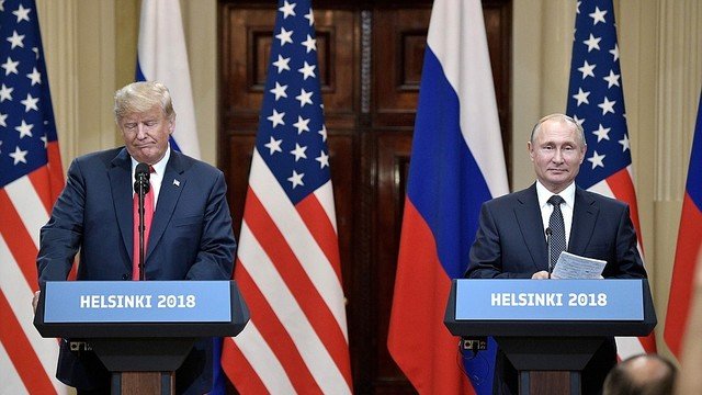 White House says Russian President Vladimir Putin to visit Washington in the fall