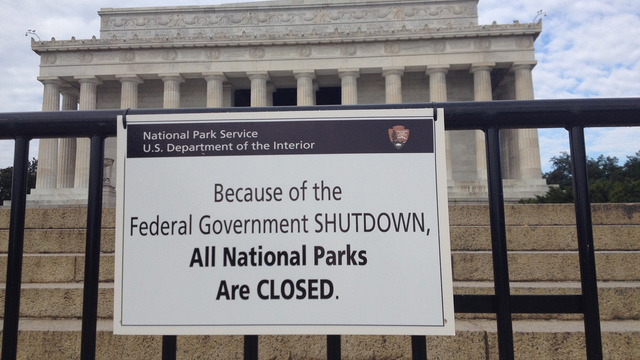 Trump's Government Shutdown Would Be a Catastrophic Self-Own