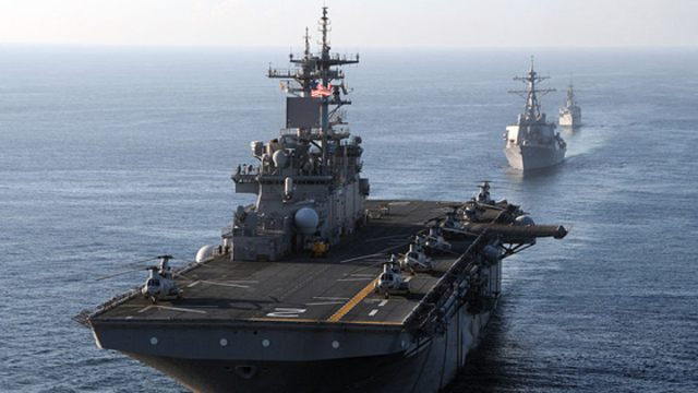 The Navy Is Gearing Up For A Fight With Russia In the North Atlantic