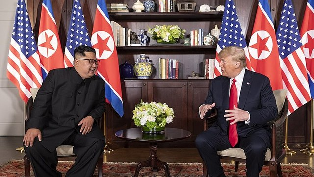 North Korea's Kim wants another Trump summit to speed denuclearization