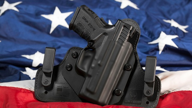 Don't touch the Second Amendment