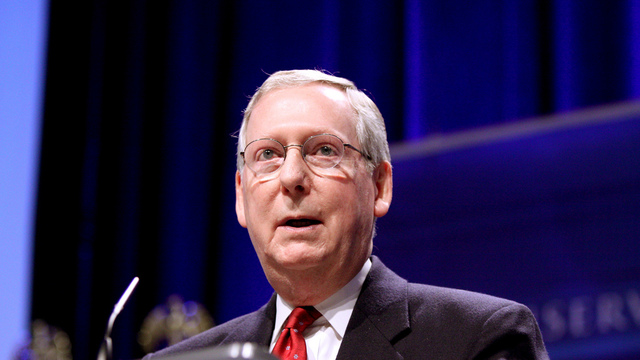 Republicans Will Take on Obamacare and Entitlements if They Win in Midterms, Mitch McConnell Says
