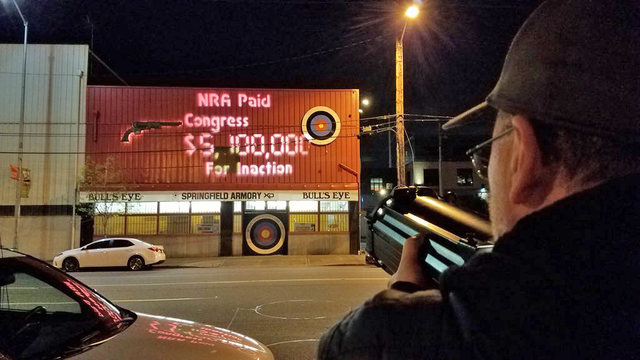 Gun control groups outspent NRA in midterm elections