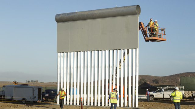 Alabama bill would allow donations from taxpayers to fund border wall