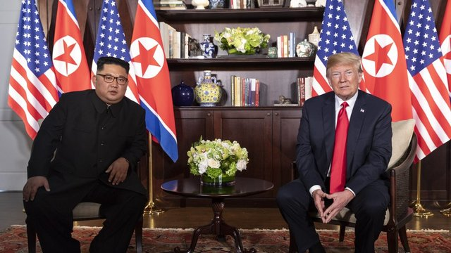 North Korea's Kim says US should reach nuclear deal by end of year