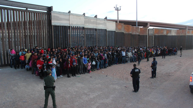 At Mexico's southern border, migrants feel the pinch of a crackdown spurred by U.S.