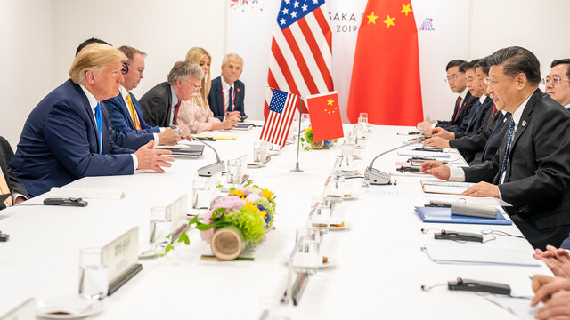 Trump says he has not agreed to roll back tariffs on China, after week of trade optimism