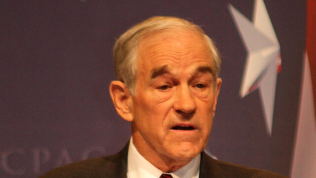 Ron Paul: Media Is Lying About 'Second Wave' Of Coronavirus
