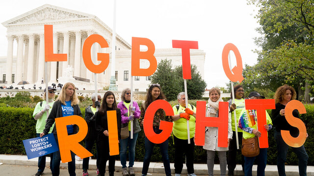 Supreme Court strikes perfect balance between LGBT rights and religious freedom