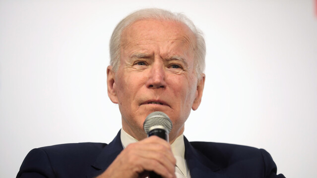'They'd Actually Breathe in My Nostrils': What Did Joe Biden Just Say?