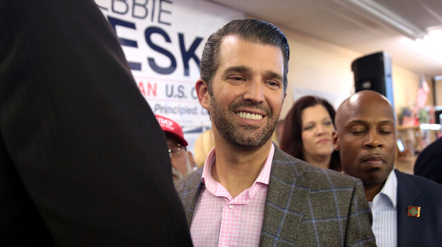 Donald Trump Jr.: Joe Biden 'Shipped More Jobs to China than Probably Any Human Being Alive'