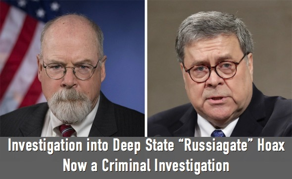 This is Why Barr-Durham Investigation Change is  Important