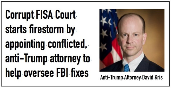 Corrupt FISA Court Coverup