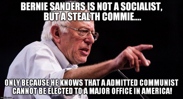 The Truth about Bernie Sanders and the Threat we must take Seriously