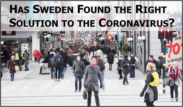 Sweden is  Exposing the Madness of  the