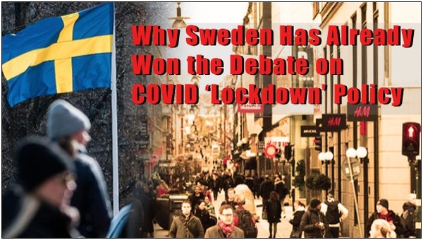 Sweden was RIGHT and  the U.S. is  STILL WRONG!