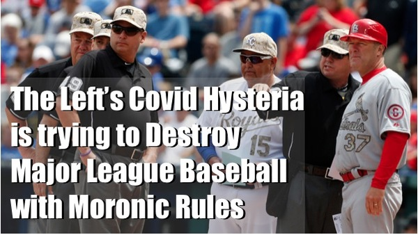 MLB issues new coronavirus rules that are a total JOKE