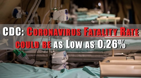 CDC Revises Covid 19 Death Rate