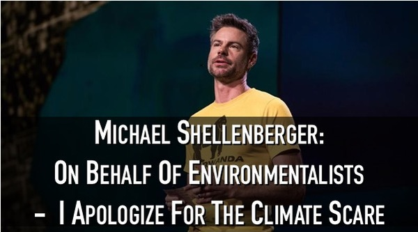 Top Environmentalist Admits Climate Scare was a Fraud!