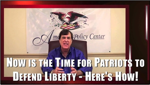Now is the Time for Patriots to Defend Liberty - Here's How!