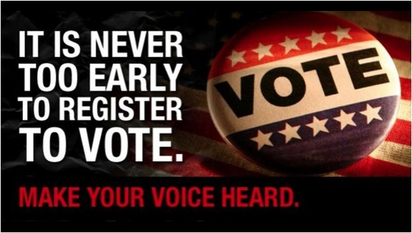 This is why Voter Registration is so Key this Year!
