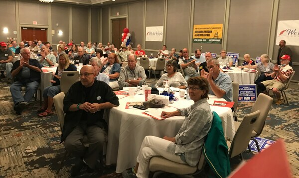 Hundreds of Trump Activists Train at WTPC Convention in ...