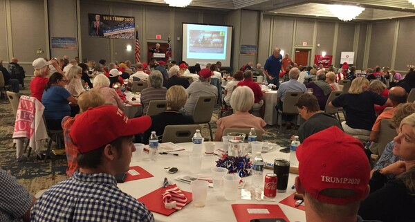 Hundreds of Trump Activists Train at WTPC Convention in Columbus