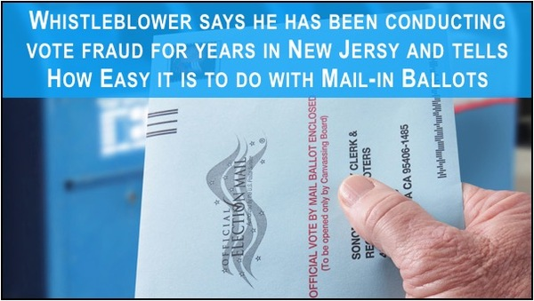 Proof that Mail-In Ballots have been Falsified for DECADES!