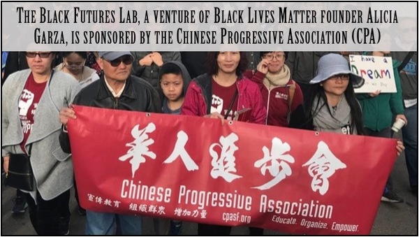 Chinese Communists Funding BLM