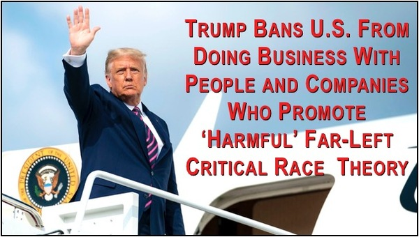 WTPC Hits the Trifecta as Trump Stops Businesses from Forcing Leftism on Employees