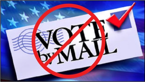 Mail-in Voting Blowing Up in Democrat/Socialist's Faces!