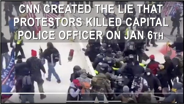 Claims that 5 People were killed by Trump Supporters at Capitol Protest is a LIE!