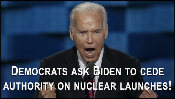 If Joe Biden was 'All There' Why would the Dem's Do this?