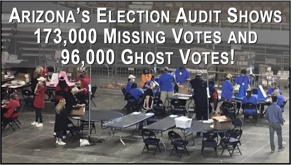 Get the first look at the Arizona Election Audit Summary Report