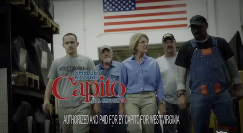 Shelley Moore Capito: Fighting For The Home Team!