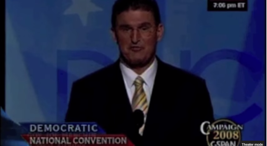 Joe Manchin Endorses Obama, Repeatedly