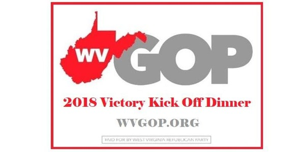 Click here: WEST VIRGINIA REPUBLICAN PARTY'S 2018 VICTORY KICK-OFF DINNER